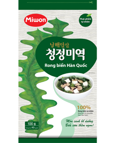 Korean seaweeds