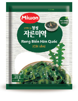 자른 미역 – Dired seaweed